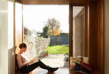 Sunny Windows/Bump Out / La magia del sol a través de las ventanas en un estilo muy inglés.