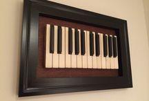 klavier decor