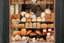 Leipomot, leivät