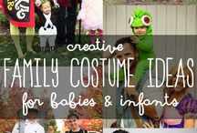 Happy Halloween / DIY Costume and party ideas for the whole family