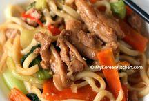 Koreaans eten recepten