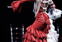 Pasja flamenco / W czerwieni