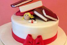 Torte Laurea / Torte personalizzate per la tua #Laurea