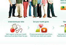 Graphic Design - Health