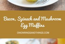 Recipes- Breakfast