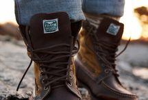 Meu estilo de calçados.