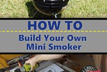 DIY BBQ Projects