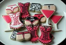 Cookies - For the Ladies ... / by Tara Breitner Lethbridge
