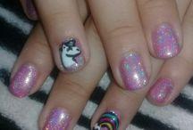 Lilian's nails