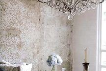 Shabby walls