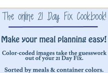 21 Day Fix / by Meredith Gwynn