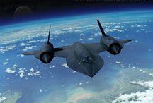 LOCKHEED SR-71/A-12 BLACKBIRD