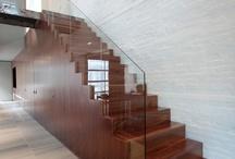 Escalier, Foyer et Mobilier Fixe