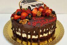 торты / #тортсмастикой #тортбезмастики #тортики #торты #торт #cake