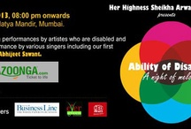 KyaZoonga.com: Buy tickets for Ability of Disability - A Night of Melody