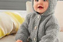 Baby Crotchet and Knitting