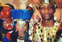 Traditional wedding / Different looks and decor for an African traditional wedding