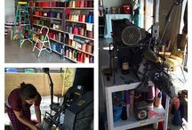 Yarnia, Your Custom Yarn Shop, In Portland, Oregon / Take a peek inside Yarnia, your custom yarn shop in Portland, Oregon.