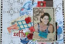 Zeffy's Scrapbooking