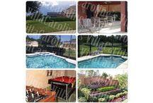 Florida Villas / Find the perfect Florida Villa for your next Vacation Rental in Orlando, Florida. Visit https://villaagogo.com/florida-villas/ to find a Florida Villa at Hampton Lakes and many other Florida Villas we have available. #Orlando #Kissimmee #VacationRental #FloridaVillas #Villas #Disney