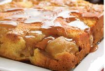 Gâteau renversé vanille aux pommes
