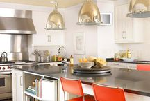 kitchens / by Kristin Walters