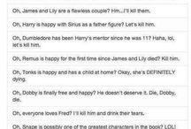 Harry Potter SPOILERS
