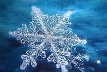Snow flake macros