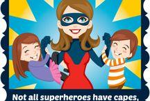 Teachers are Super Hero's