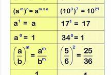 high school maths