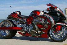 Unique car & motorcycle
