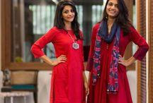 Essential wardrobe indian style