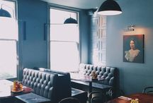 Dining Out - Restaurant Interiors