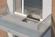 Innovative Design Solutions / Solutions to thermal bridging with Design Breaks.