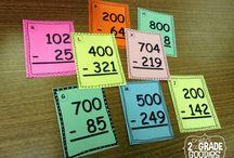 Ma: Yhteen- ja vähennyslasku 0-100
