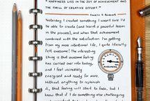 Notebook journals