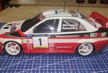 1:24 car models