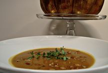 soups, stews, & chilli. / A collection of recipes for soups, stews, and chilli.