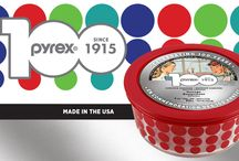 Pyrex100 / This board is all about our 100 year anniversary. Special edition products, sweepstakes, recipes, and more! / by Pyrex