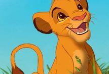 Personajes de Disney / Los personajes de las películas de animación de Disney.