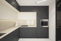 hexagonal apartment