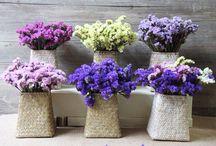 Arrement de fleurs  /sechėes