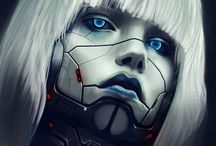 Cyberpunk & Cyborgs