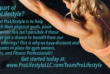 Join Team ProLifestyle / Want to be a part of the team? Check out all of our current options at: www.ProLifestyleLLC.com/Team-Prolifestyle