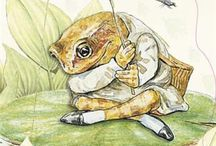 Beatrix Potter / by Pinned by Louisa