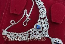 .925 Silver Antique Necklace