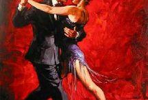 tango y bailes