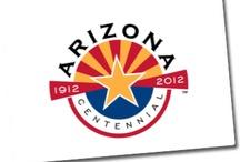 Arizona is 100 years Old! / Happy Birthday to Arizona who turned 100 years old on February 14, 2012! / by Visit Arizona