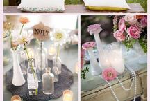 Blush Wedding / blush wedding ideas created by burlap and bling design studio