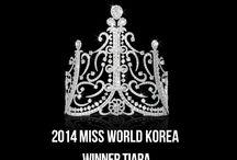 2014 Miss World Korea / 2014 미스 월드 코리아 왕관 제작 스토리